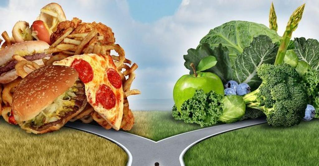 Ультра-обработанные продукты питания
