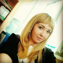 Самарина Анна Алексеевна, г. Ярославль