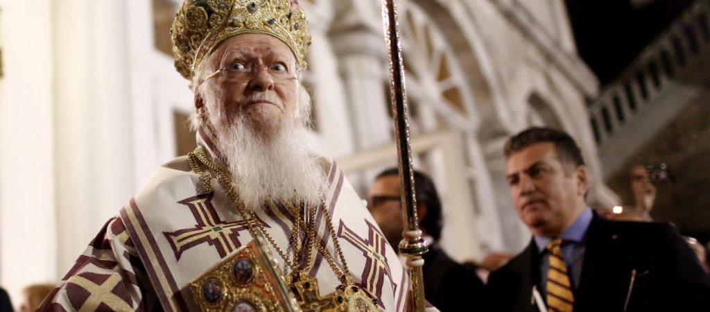 Вселенский патриарх закрыл тему Украины для всеправославного обсуждения