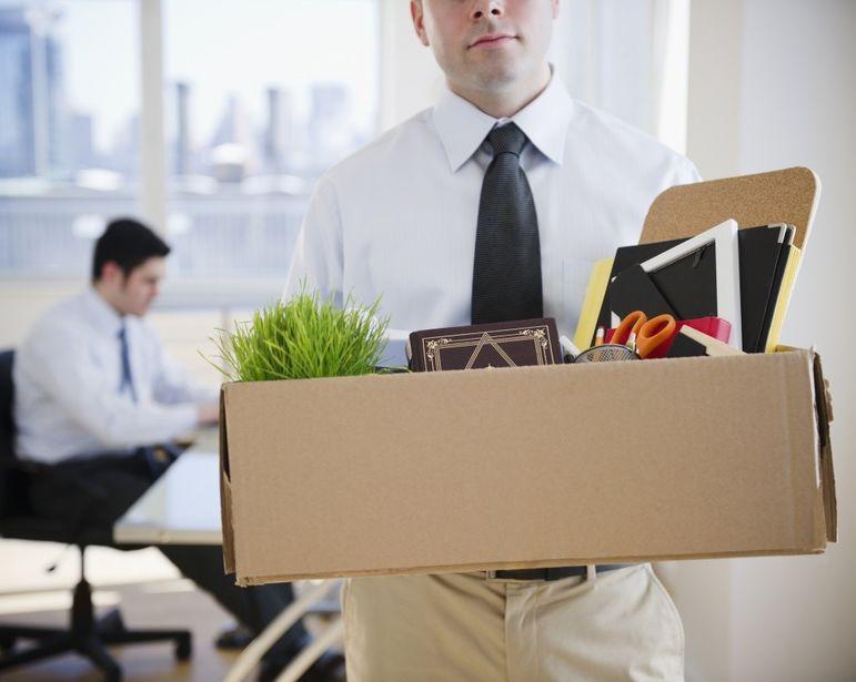 Работодатель принуждает к увольнению?