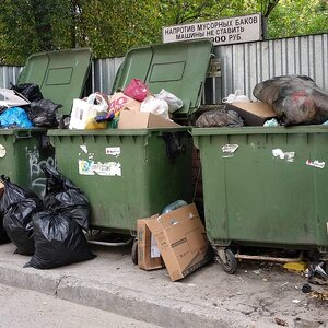 Против мусорной реформы восстает все больше регионов. Провал раздельного сбора мусора.