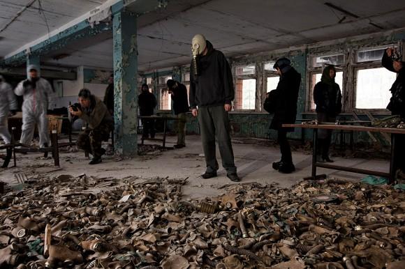 Чернобыль сейчас