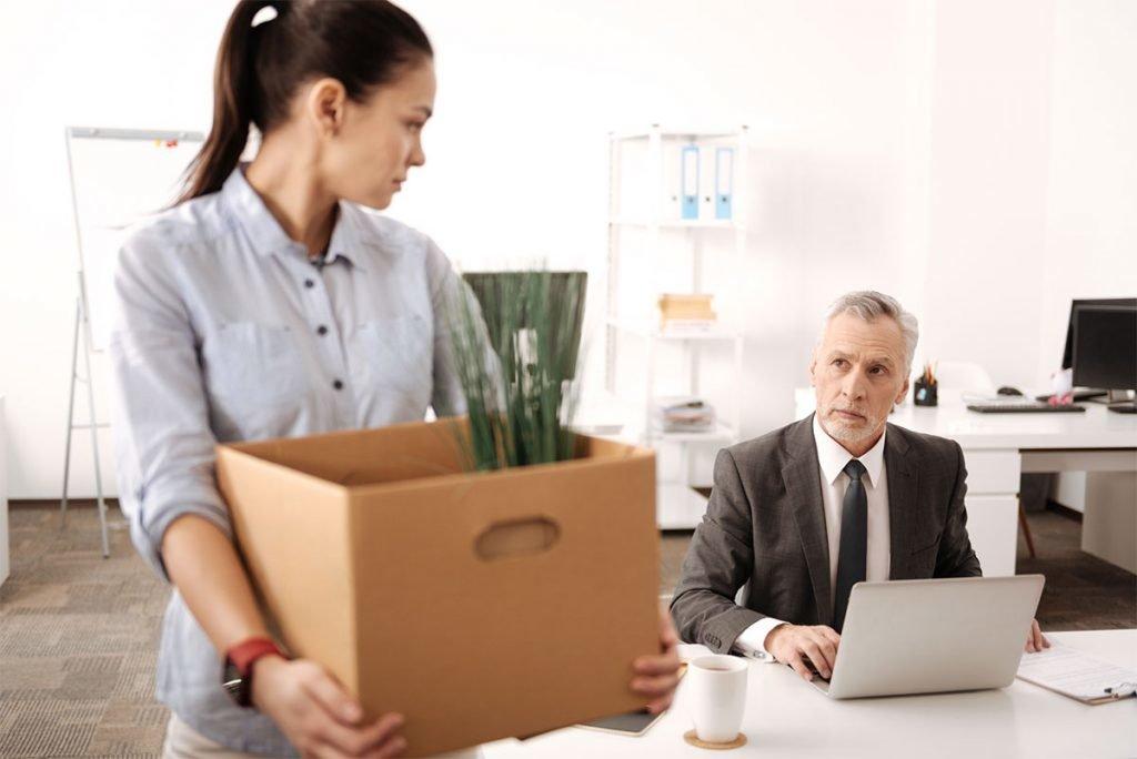8 причин , которыезаставят работодателя задуматься о вашем увольнении