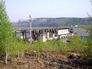 В Кузбассе решают судьбу недостроенного Крапивинского гидроузла