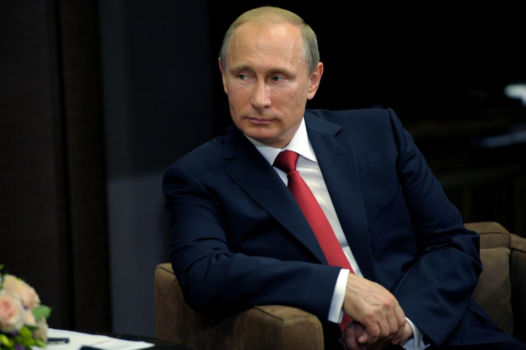 Президент России Владимир Путин внёс на рассмотрение в Госдуму законопроект о наделении Следственног