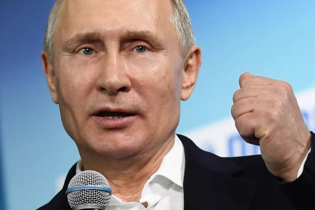 Путин согласился отменить транспортный налог