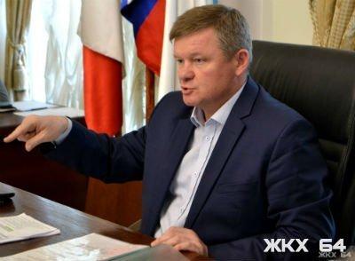 Михаил Исаев провел совещание по вопросу благоустройства Саратова