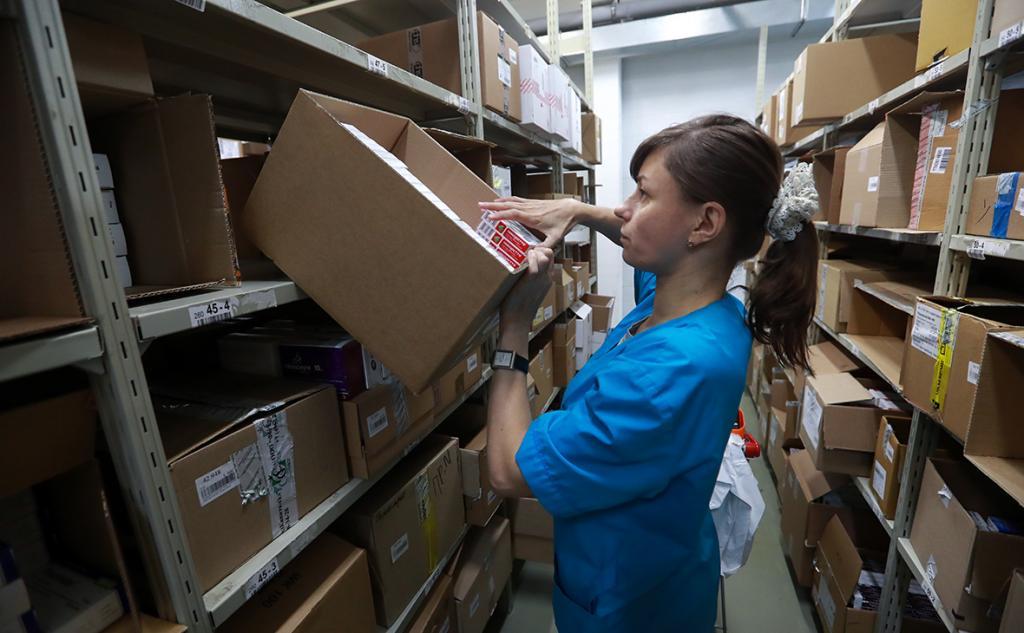 В России возникли перебои с лекарством от внезапной смерти при аритмии