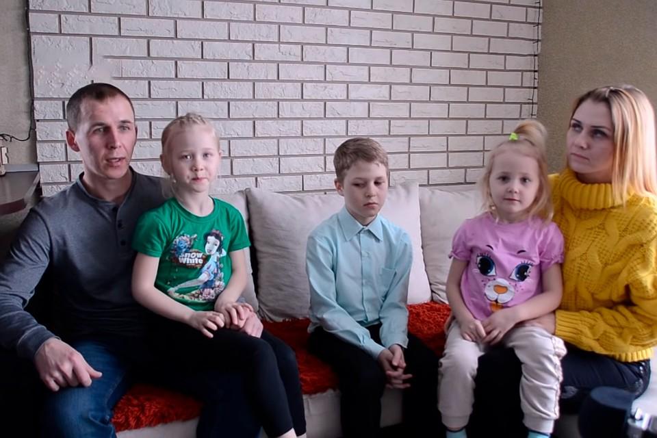 Бывший зэк отбирает у многодетной семьи из Шадринска дом, в который вложили миллионы рублей
