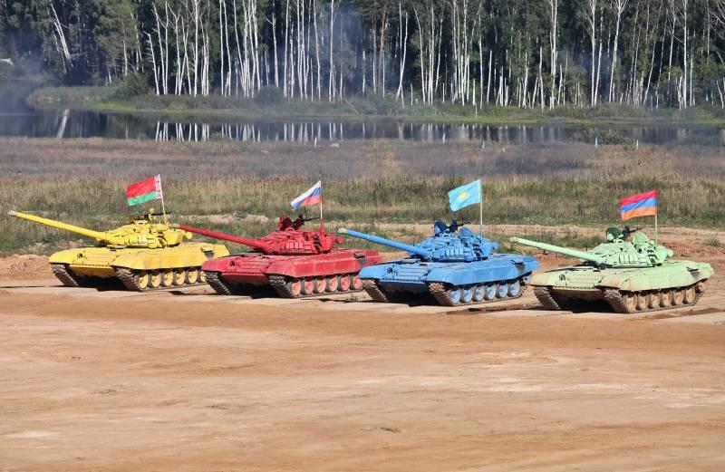 Плюсы и минусы танкового биатлона