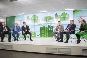 В Омске обсудили новую схему по обращению с отходами