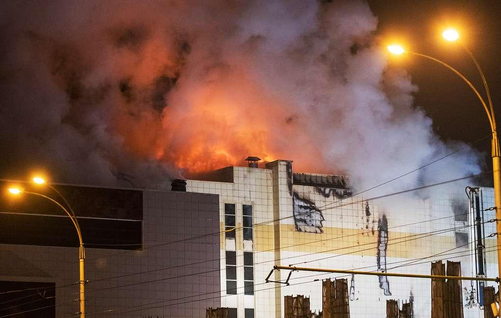 Год пожару в Зимней вишне. СК опубликовал предварительные итоги расследования