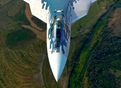 Россия анонсировала экспорт истребителя Су-57