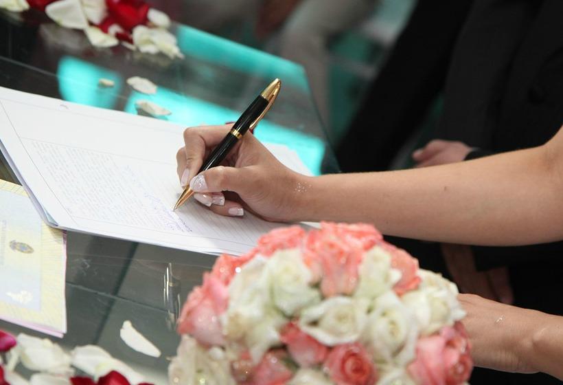 Брачный договор для ревнивых супругов