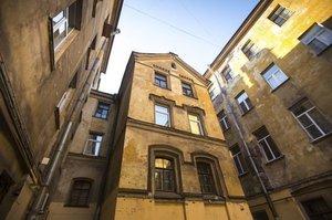 В городе федерального значения Санкт-Петербурге появился «Дом образцового содержания»