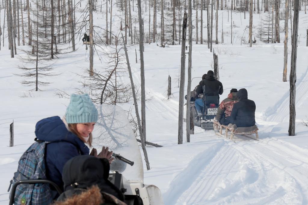 Андрей Хапочкин: Господдержка оленеводства сохранит культуру коренных жителей Сахалина .