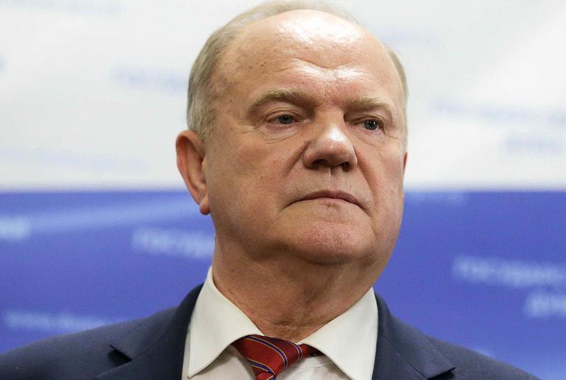 Зюганов призвал распустить ЦИК из-за отказа передать Грудинину мандат депутата
