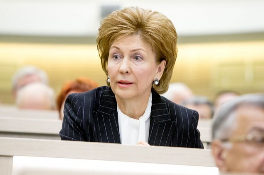 Карелова предложила дать регионам право самим определять количество МУПов и ГУПов