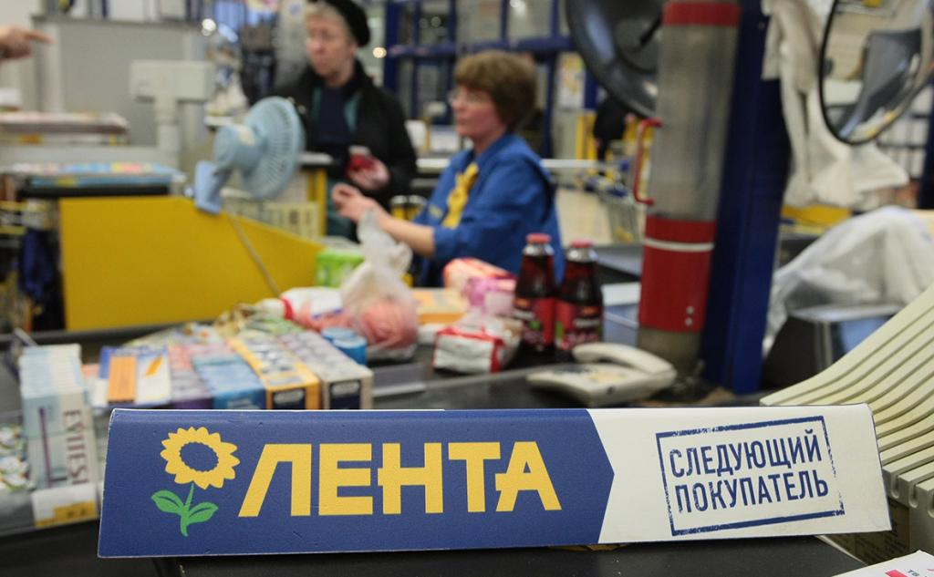 Мордашов договорился о покупке гипермаркетов «Лента»