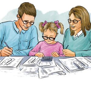 Налоговый вычет на ребенка: что нужно знать