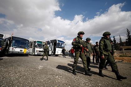 Российский спецназ вернул останки израильского танкиста из Сирии