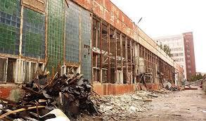 Заброшенные фабрики и заводы Украины