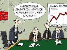 КОРРУПЦИЯ. Данные о количестве зарегистрированных преступлений коррупционной направленности.