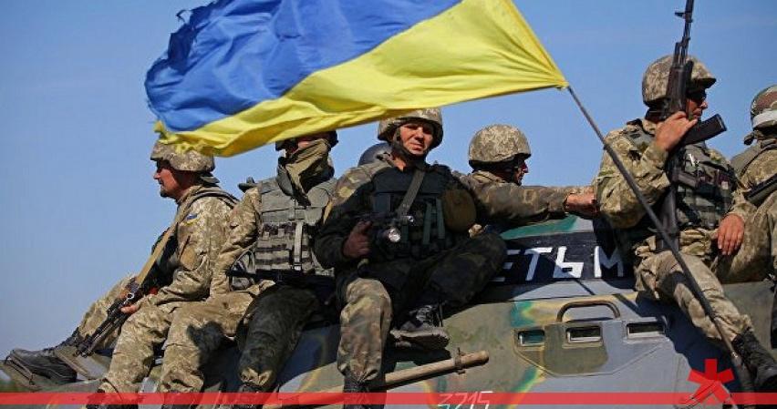 Украинские боевики устроили бизнес-разборки со стрельбой на границе с Крымом