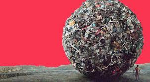 Обман ЖКХ в том числе и вывоз мусора