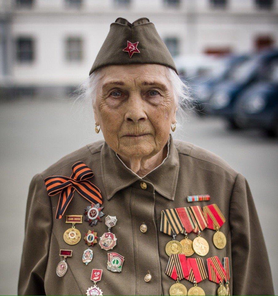 Картинка или фото ветеранов вов