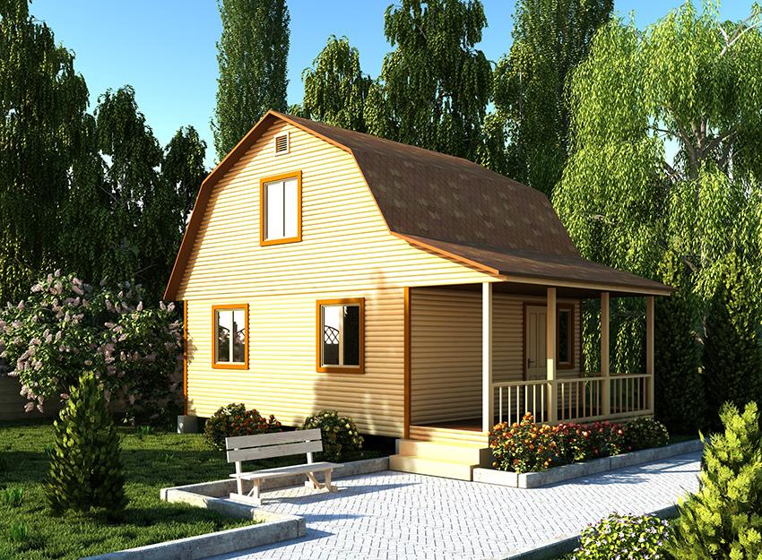 Россиян могут лишить участков с садовыми домами.