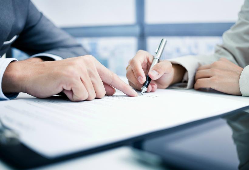 Расторжение трудового договора по соглашению сторон.