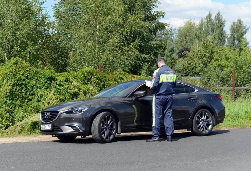 Размер штрафа за превышение скорости могут привязать к доходу водителя