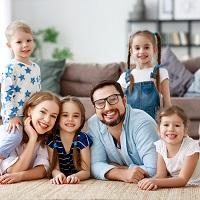 Многодетным семьям планируется предоставить компенсацию из федерального бюджета на погашение ипотечн