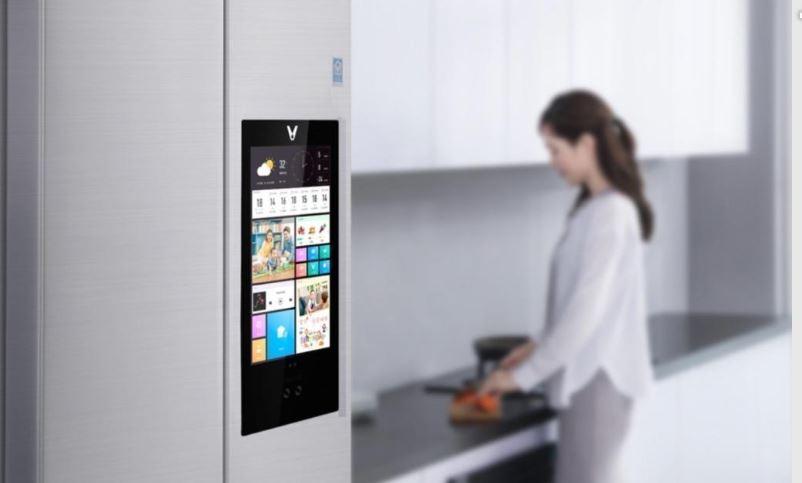 Сбербанк проверит качество и кол-во еды клиентов: Роспатент зарегистрировал его умный холодильн