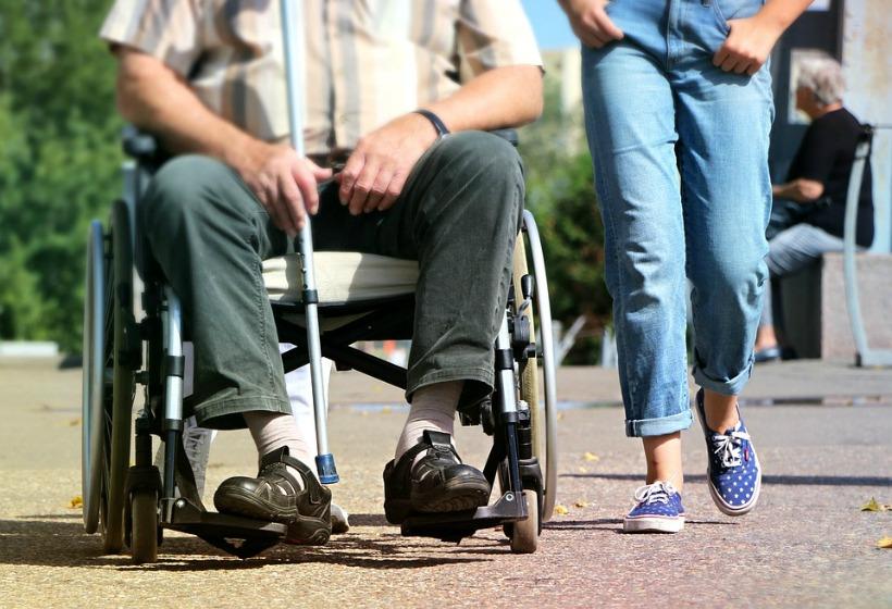 Права инвалидов в РФ