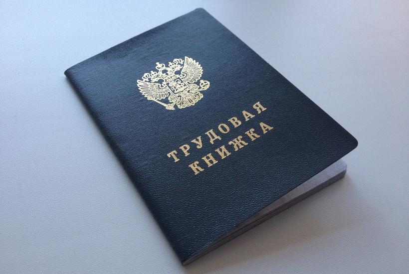 Россиянам разрешат выбирать между бумажными и электронными трудовыми книжками