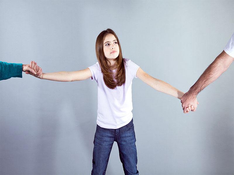 Развод и дети. Тревоги и боли