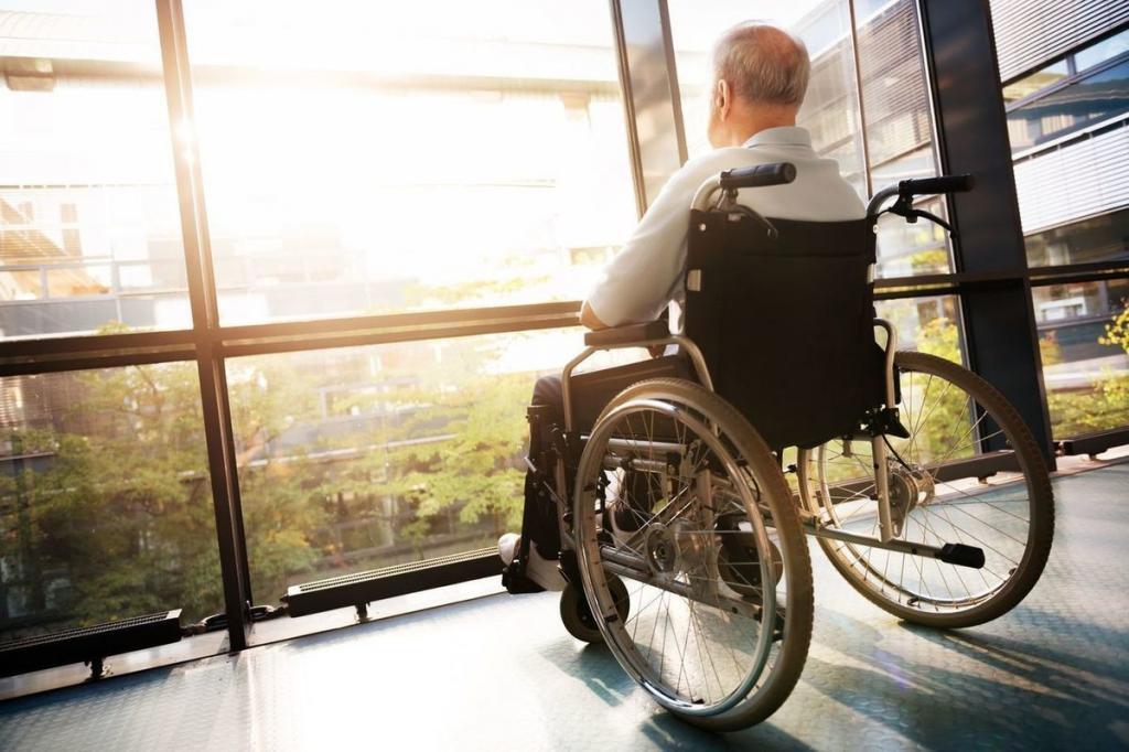 Упрощена процедура получения инвалидности