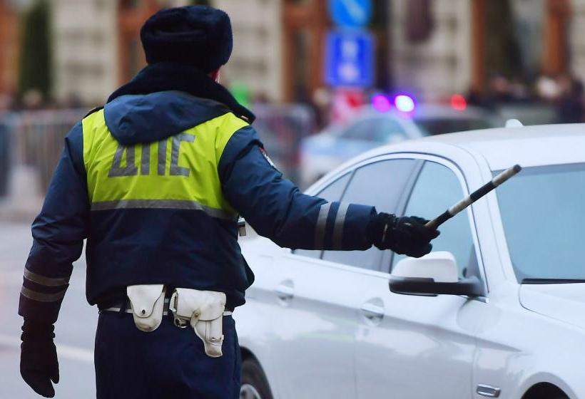 Увеличение в шесть раз штрафа за превышение скорости