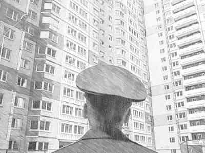 Раздел квартиры, находящейся в военной ипотеке