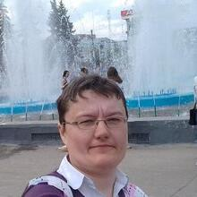 Наталья Сергеевна Кондрашова, г. Пенза