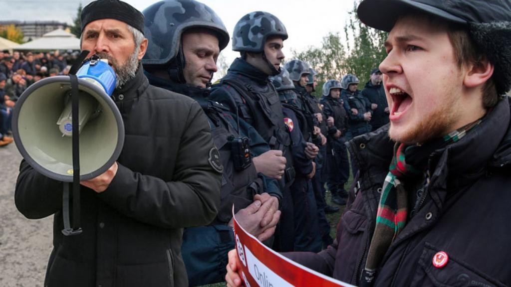 Россияне больше не боятся протестовать.