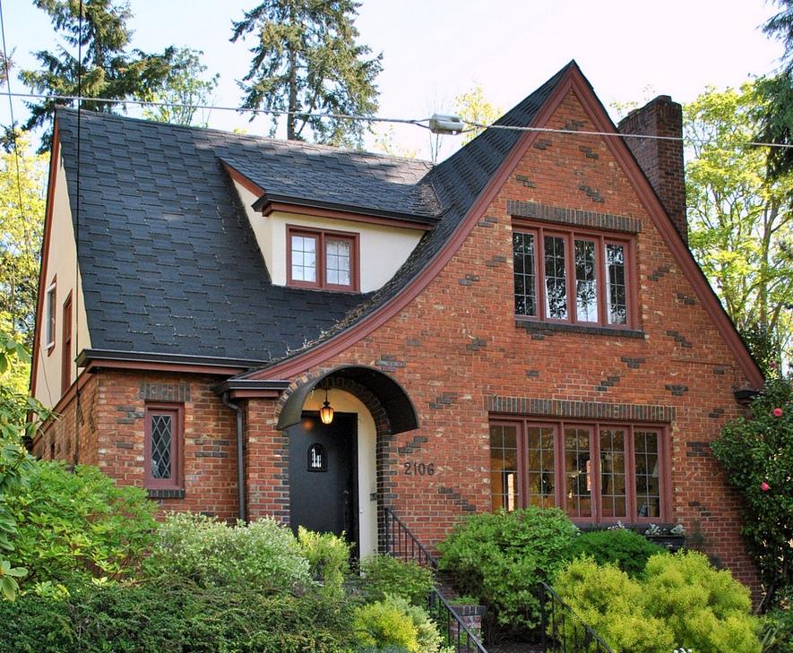 конечно, красивые дома из красного кирпича фото впечатление