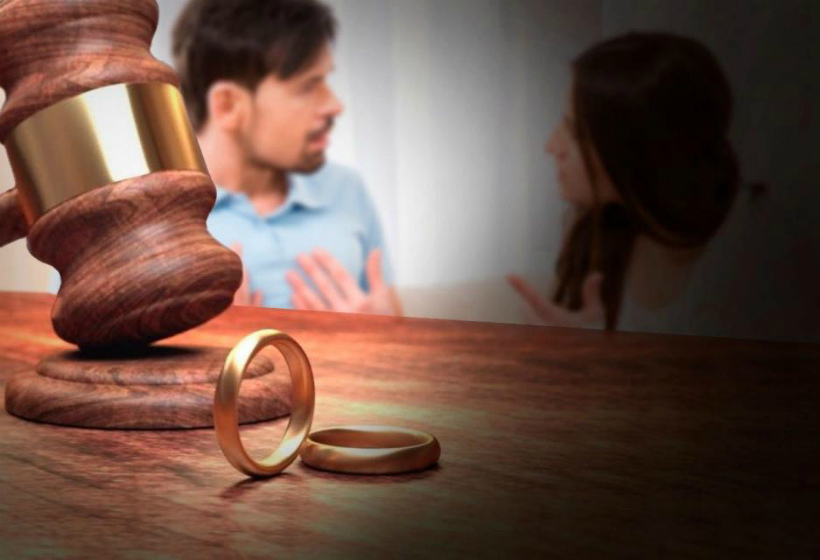 Раздел имущества супругов. Расторжение брака