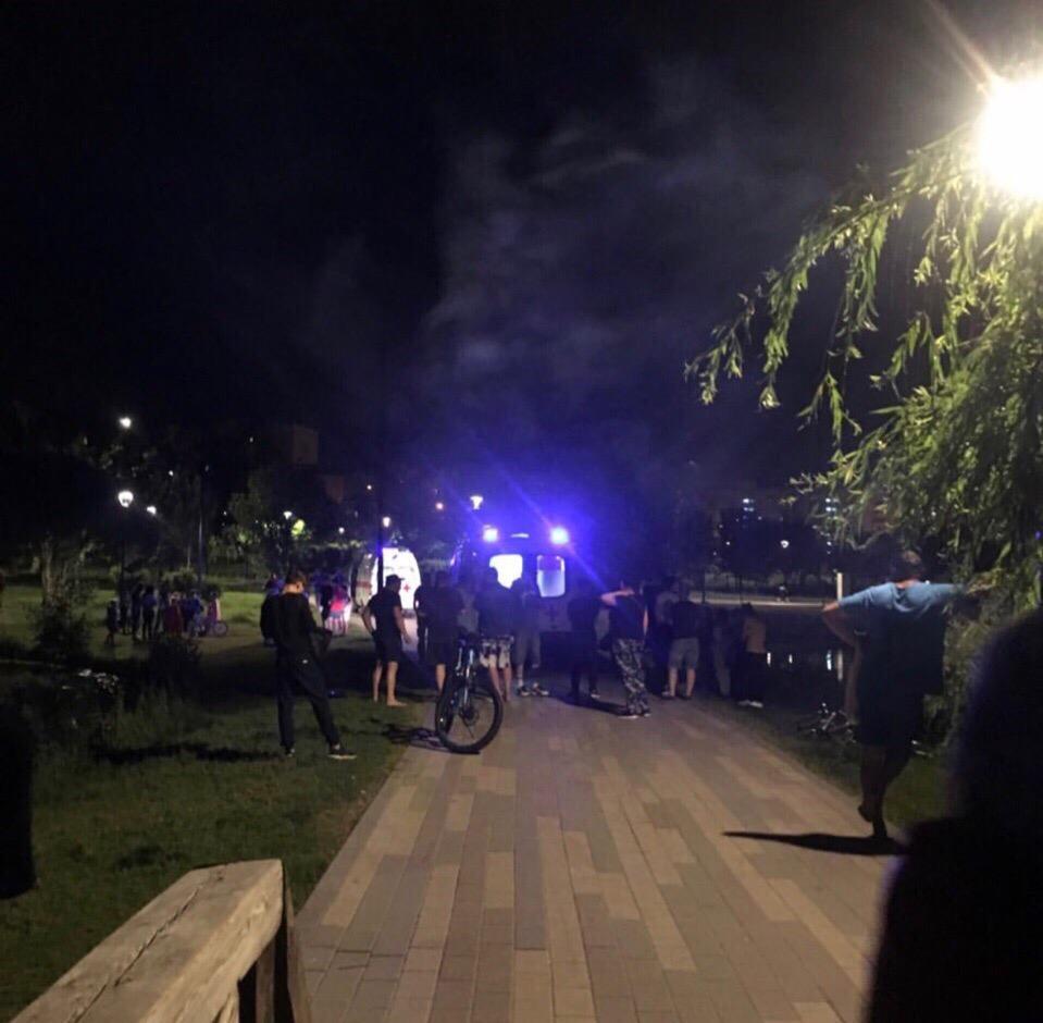 Снова пьяные кавказцы убивают русских спортсменов прямо в столице России