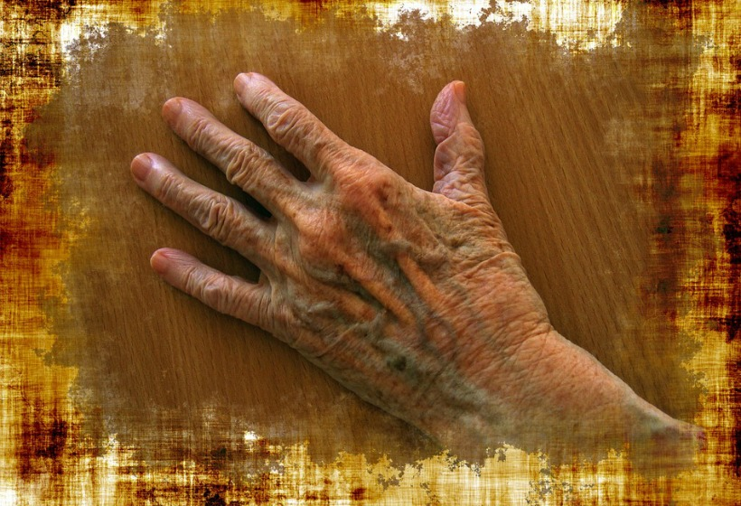 История из жизни: старушка на цепи