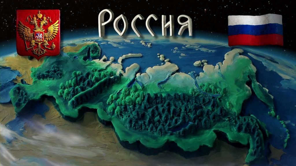 Сможет ли Россия в исторической перспективе удержать свои огромные территории?