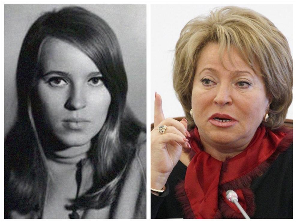 первые лица россии в молодости фото корректируют, видоизменяют