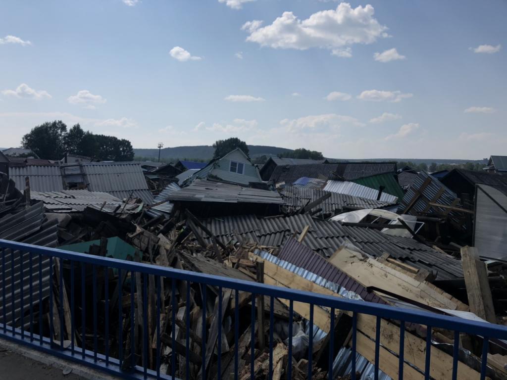 Сергей Левченко «проспал» наводнение, обернувшееся жертвами среди населения.